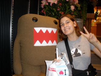 Domo and Me by rednotes