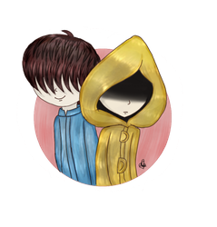Little Nightmares-Six and Seven by JHEKSan2