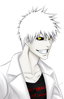 Not Crazy, Just Insane | BLEACH by DivineImmortality