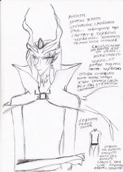 Prince of Darkness season 1 TV in S-S 60ep by Selenit-Saturn
