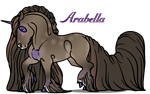 D011 Arabella by ANIMALGIRL1869