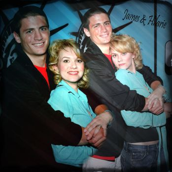 James Lafferty Family