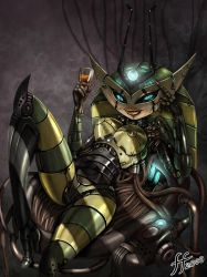 The Queen Bee by 14-bis