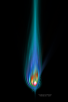 Flame of Apophysis by TomWilcox