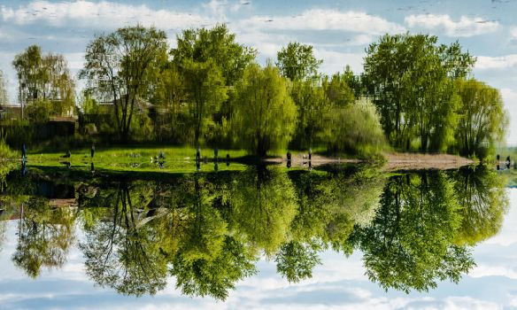 May Reflection 206 by Sulde
