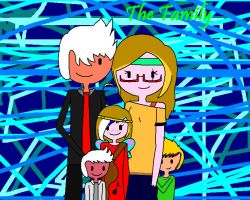 The Family by Ask-Daisy-The-Hybrid