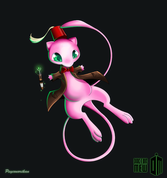 +Doctor Mew+ by Psyconorikan