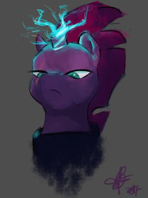 Tempest Shadow by lumepone