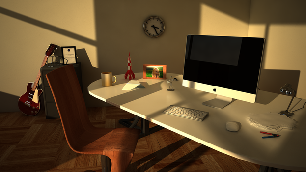 Room Animation - Main View by BeIntelligent