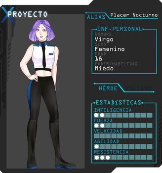 ||PX | Virgo || by Mss-Cou