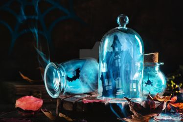 Souvenirs from haunted mansion by dinabelenko