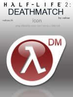 Half-Life 2: Deathmatch icon by vaksa