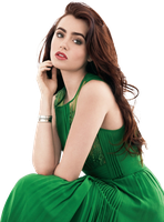 LILY_COLLINS_PNG_BY_MASCOT by MISS-SUN-OSTAPENKO