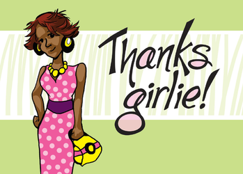 MG - Thanks Girlie by Schlady