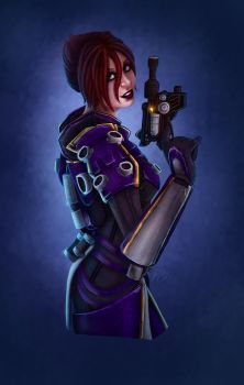 SWtoR - Commission - Eidozi by JoJollyArt