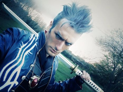 Vergil is HERE - Surprise Preview for YOU - Leon C by LeonChiroCosplayArt