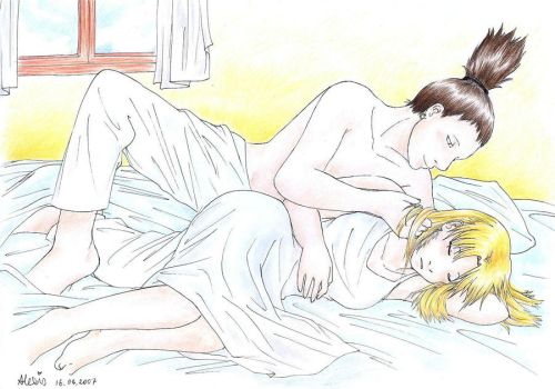 Naruto: Sleeping Beauty by alexis-the-angel