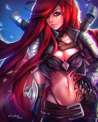 Katarina by Stumpu