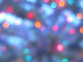 Colour Bokeh I. by hauntingmewithstock