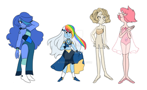 GEMSONAS Adoptables (CLOSED) by A7omsk