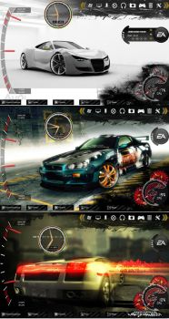 NFS for rainmeter by tibinthomas22