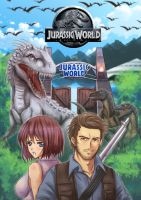 Jurassic World by sawwei005