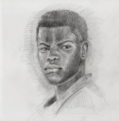 Star Wars  John Boyega by Joshua-Mozes