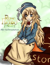 Selphy - Rune Factory Frontier by aiko-tan
