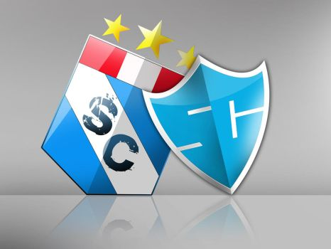 Sporting Cristal escudo by 9ary