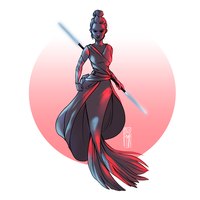 #MERMAY DAY 6 - MAY THE 4TH - REY by paulamilanez