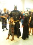 The Family That Cosplays Together...#2 by Neville6000