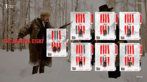 The Hateful Eight (2015) Folder Icon #2 by sebasmgsse