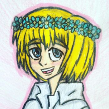 Coconut Head by angry-toon-link