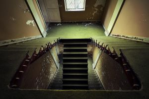 Death on the stairs 4 by exkub