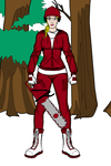College football fangirl woodcutter Utah by Usaporkchops