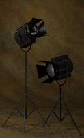 Freebie: Daz 3D Studio Iray Spotlight Prop by DrBoots