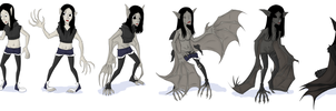 Beate's Transformation by Mr-Haitch