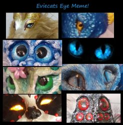 Eye meme Art Doll Edition by Eviecats
