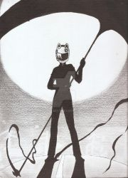 celty by Floralmist