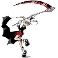 Soul Eater- Maka and Soul by MonteCreations