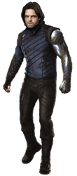 Infinity War Winter Soldier (1) -(UPDATED)- PNG by Captain-Kingsman16