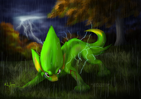 The Lightning Pokemon