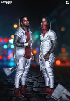 The Usos wallpaper by Sjstyles316