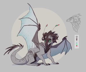 hatchling adopt AUCTION [CLOSED] by draktau
