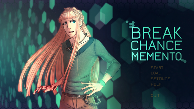 Break Chance Memento demo release by crownwaltz