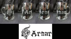 Commissioned name engraving by LanviL