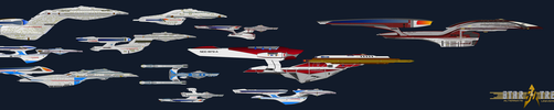 50th AU ships by trav3000