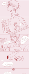 Even if is 'Yandere', cannot be abandoned by Koumi-senpai