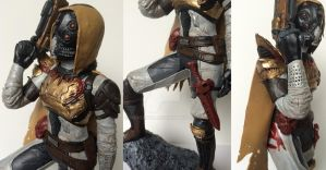 Destiny Hunter Figure - Details by minoanoa