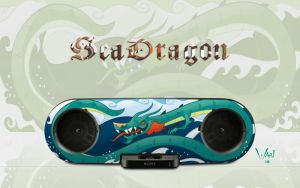 Sony SeaDragon by WarBrown